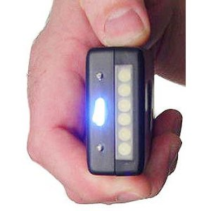led light stun gun