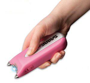 pink sabre stun gun