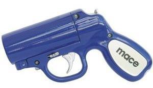 mace spray gun